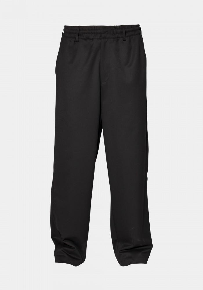 Black Dokuma Pantolon