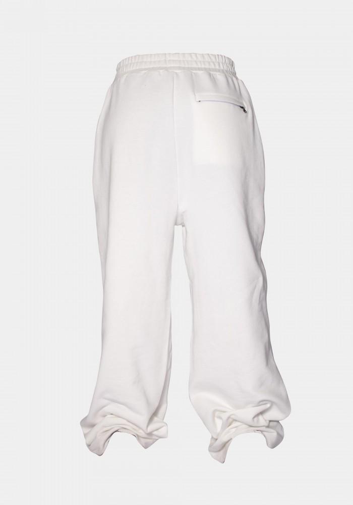 Huxel Nakış Detaylı Basic Sweatpant