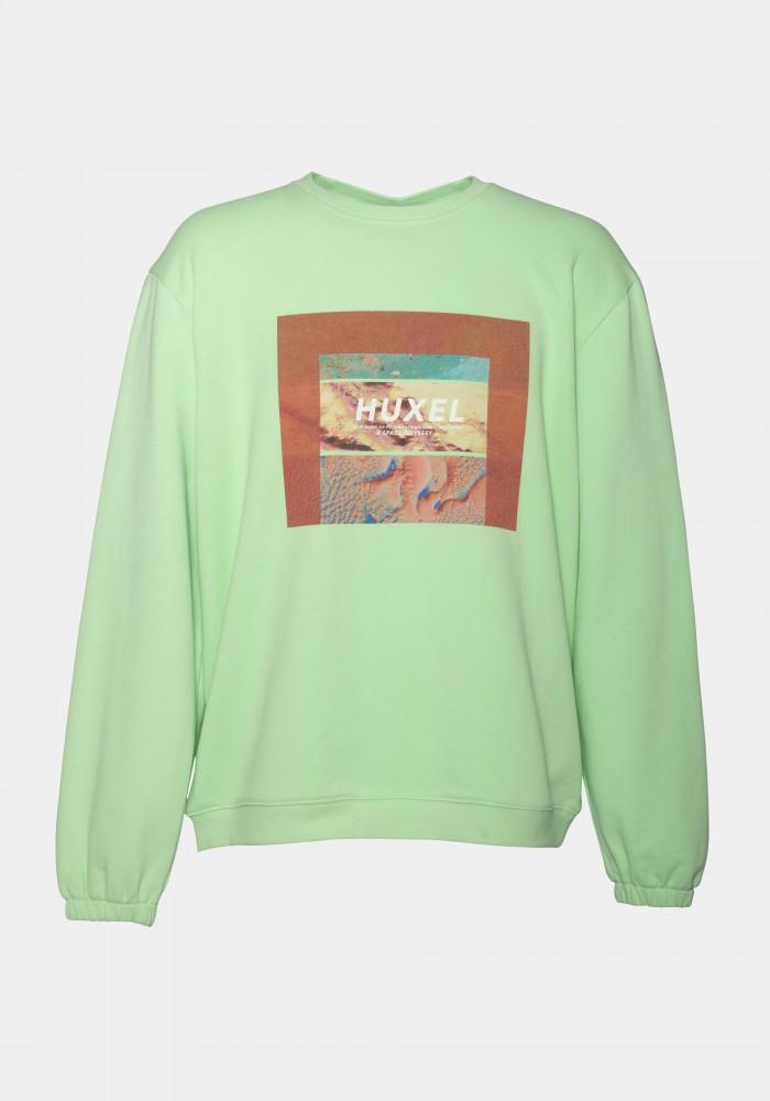 Ön Baskılı Sweatshirt
