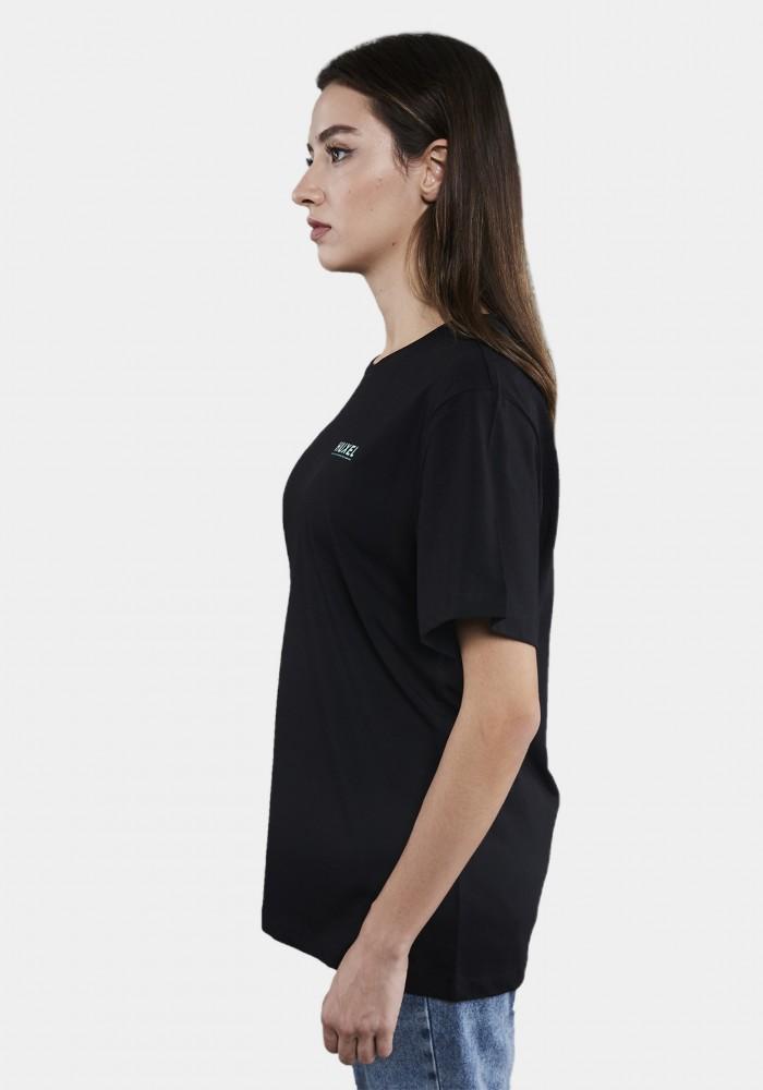 Siyah Basic Regular T-shirt